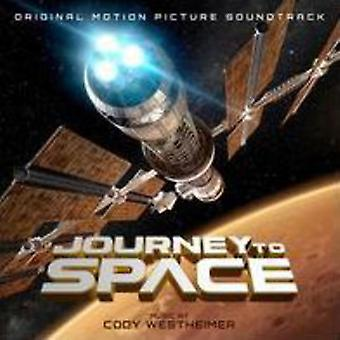 Cody Westheimer - Journey to Space / O.S.T. [CD] USA import
