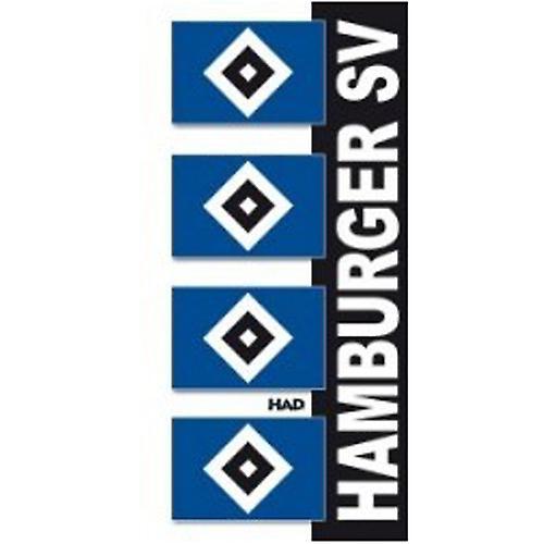 Had Multifunktionstuch Hamburger SV Blau - FHH5895-901