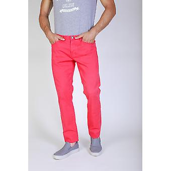 Jaggy Jeans Red Men