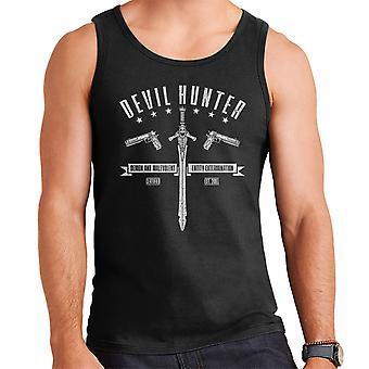 Devil Hunter Devil May Cry Men's Vest