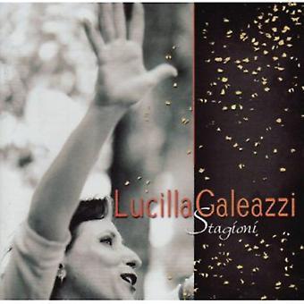 Lucilla Galeazzi - Stagioni [CD] USA import