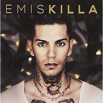 Emis Killa - Mercurio Mw [CD] USA import