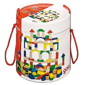 Goki Building blocks (Toys , Preschool , Constructions)