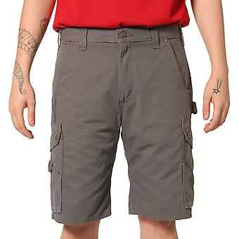 Carhartt Ripstop Cargo Work Short - Gravel Men's Rugged Workwear