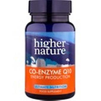 Higher Nature Co-Enzyme Q10 30mg, 30 veg tabs
