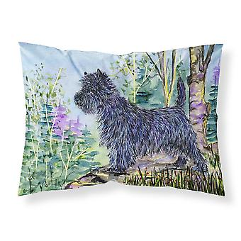 Carolines Treasures  SS8665PILLOWCASE Cairn Terrier Moisture wicking Fabric stan