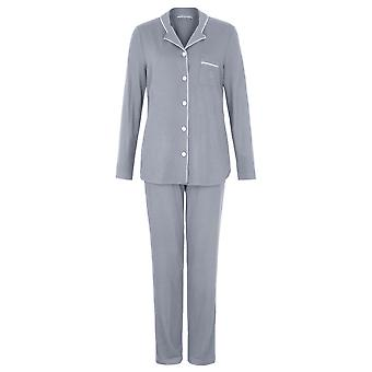 Feraud 3883032-10001 vrouwen antraciet grijs Pyjama Set