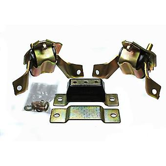 Energy Suspension 4.1124G Motor Mount and Transmission Set for Mustang