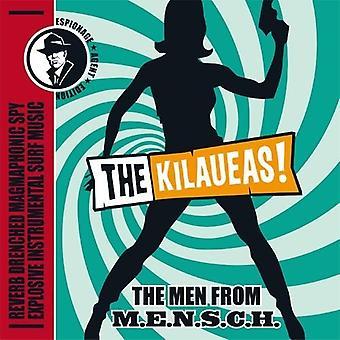Kilaueas - mænd fra M.E.N.S.C.H. [Vinyl] USA import