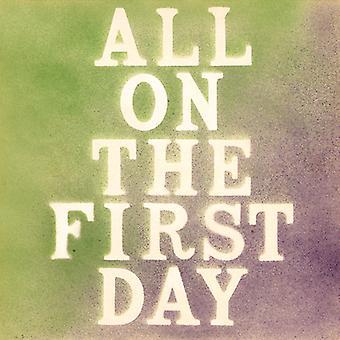 Tony * Caro & John - alle på første dag [CD] USA importen