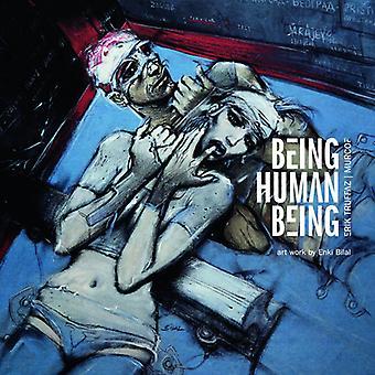 Erik Truffaz & Murcof - importazione USA essere essere umano [CD]
