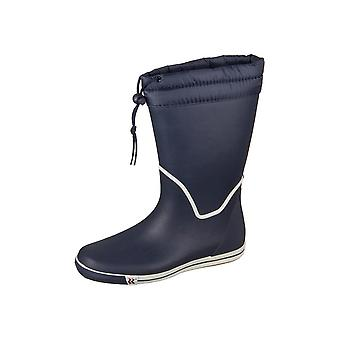 Romika Jeanie Boot Marine Wei 34004525 kvinder sko