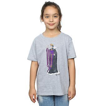 Disney Girls Snow White Classic Evil Queen Grimhilde T-Shirt