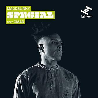 Maddslinky - speciel Ft Omar [Vinyl] USA importerer