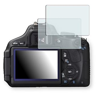 Canon EOS Rebel T3i display protector - Golebo crystal clear protection film