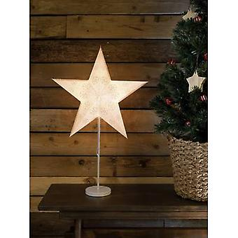 Table decoration Star Konstsmide 2991-250 White