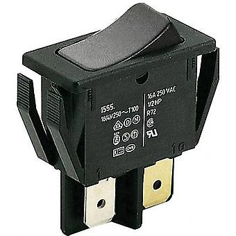 Toggle switch 250 V AC 6 A 1 x On/On Marquardt 018