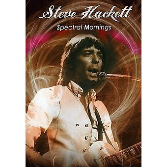 Steve Hackett - Spectral Mornings [DVD] USA import