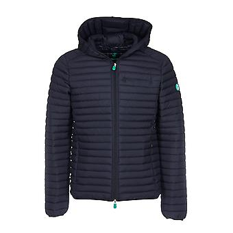 Save the duck men's D3712MRECY600146 Blau polyamide Quilted Jacket