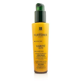 Rene Furterer Karite Nutri Nourishing Ritual Intense Nourishing Shampoo (Very Dry Hair) - 150ml/5oz