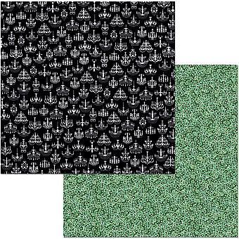 Garden Party Double-Sided Cardstock 12