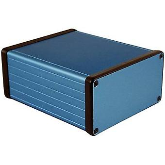 Hammond Electronics 1455N1201BU Universal enclosure 120 x 103 x 53 Aluminium Blue 1 pc(s)