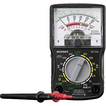 VOLTCRAFT VC-13A Handheld multimeter Analogue CAT III 300 V