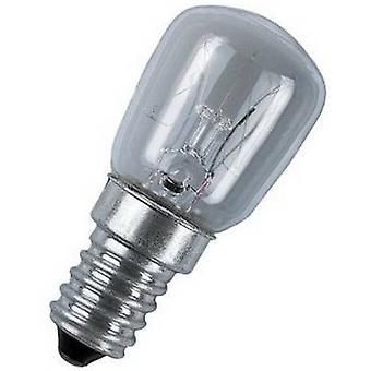 Refrigerator lamp 57 mm OSRAM 230 V E14 25 W EEC: E (A++ - E) Special shape dimmable 1 pc(s)