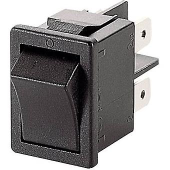 Marquardt Toggle switch 1858.2202 250 V AC 10 A 2 x Off/On IP40 latch 1 pc(s)