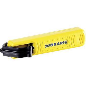 ケーブルのストリッパーのラウンドに最適ケーブル 8 までの 28 mm Jokari 号 27 ISO 10271