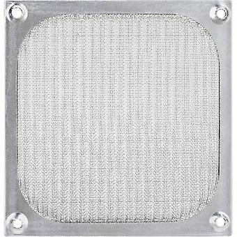 PC fan grille with filter Renkforce 120 x 120 mm