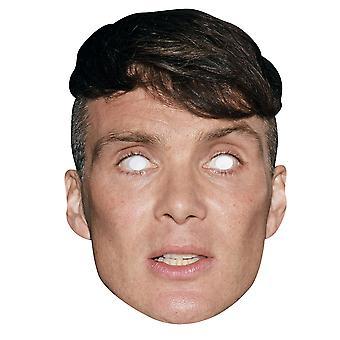Cillian Murphy 2D Single Card Party Face Mask