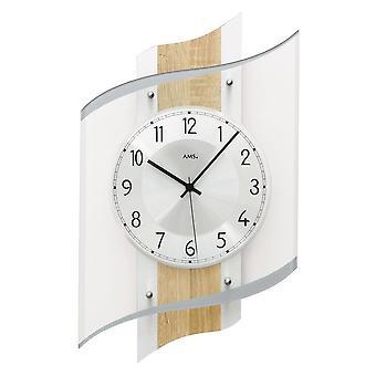 Wall clock radio AMS - 5520