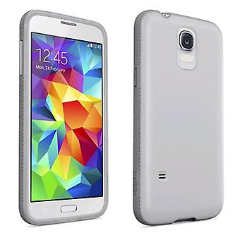Belkin Grip Candy 1,5 Case für Samsung Galaxy S5 (Clear/Kies)