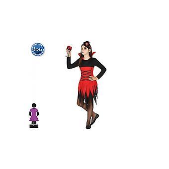 Dla dzieci stroje Halloween kostium dziewczyna wampira