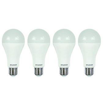 4 x Sylvania ToLEDo A60 E27 V4 13W Homelight LED 1421lm [Energy Class A+]