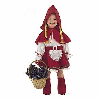 Rotkäppchen Kinderkostüm Märchen Mädchenkostüm