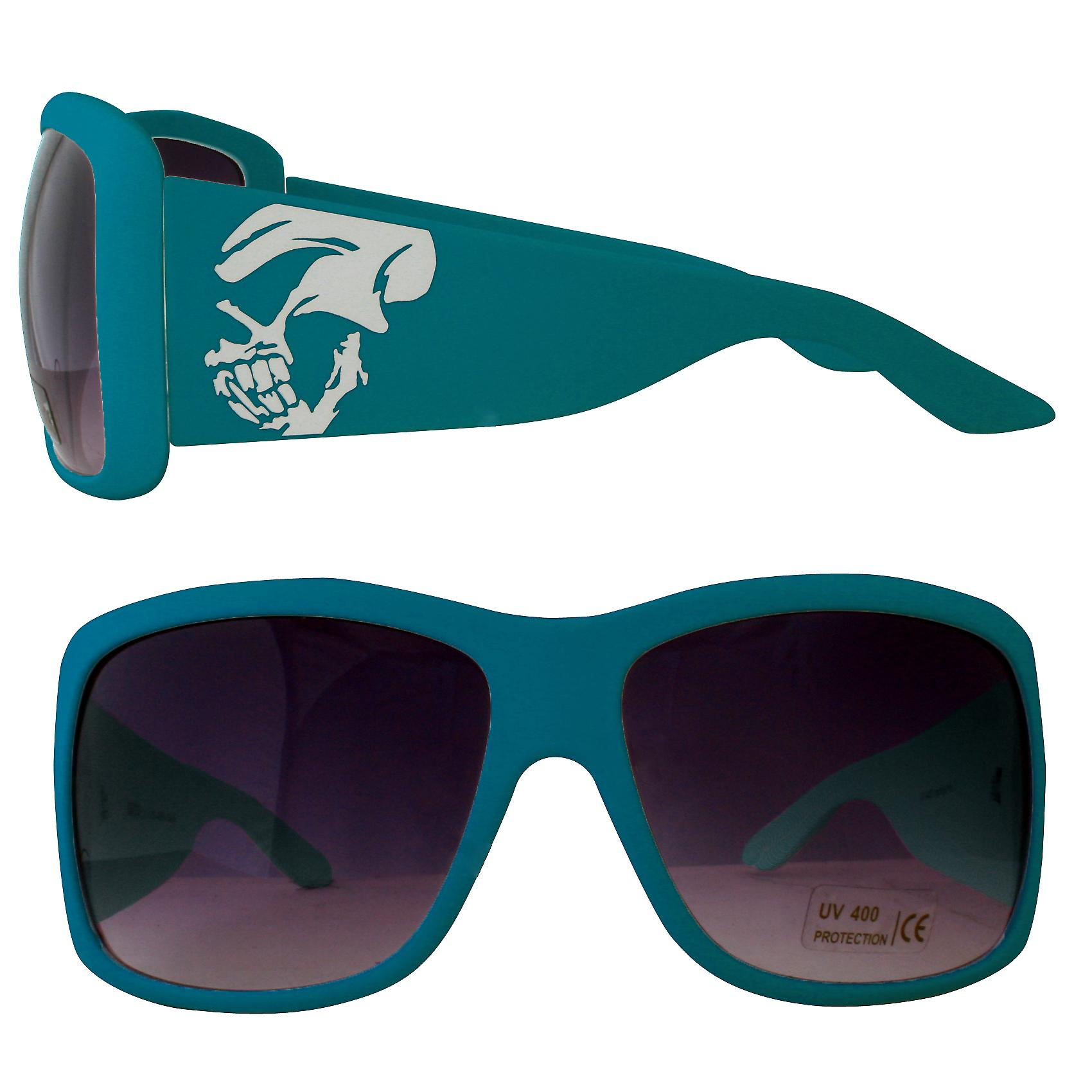 Waooh - Sunglasses 910 - Skull Tribal Design - Frame Colour - Protection UV400 Category 3 - Sunglasses