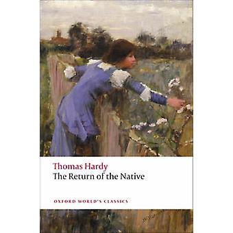 عودة الأم من توماس هاردي-سيمون جاتريل-9780199537