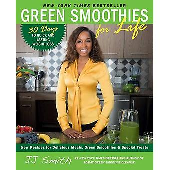 Green Smoothies for Life by JJ Smith - 9781501100659 Book