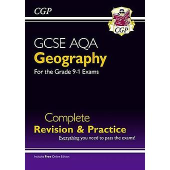 New Grade 9-1 GCSE Geography AQA Complete Revision & Practice (with O
