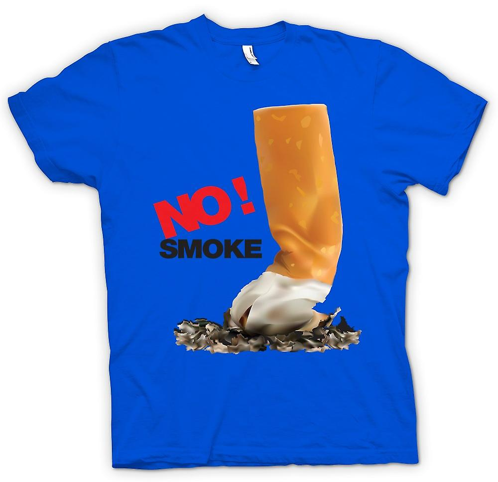 T-shirt homme - No Smoke - contre le tabac