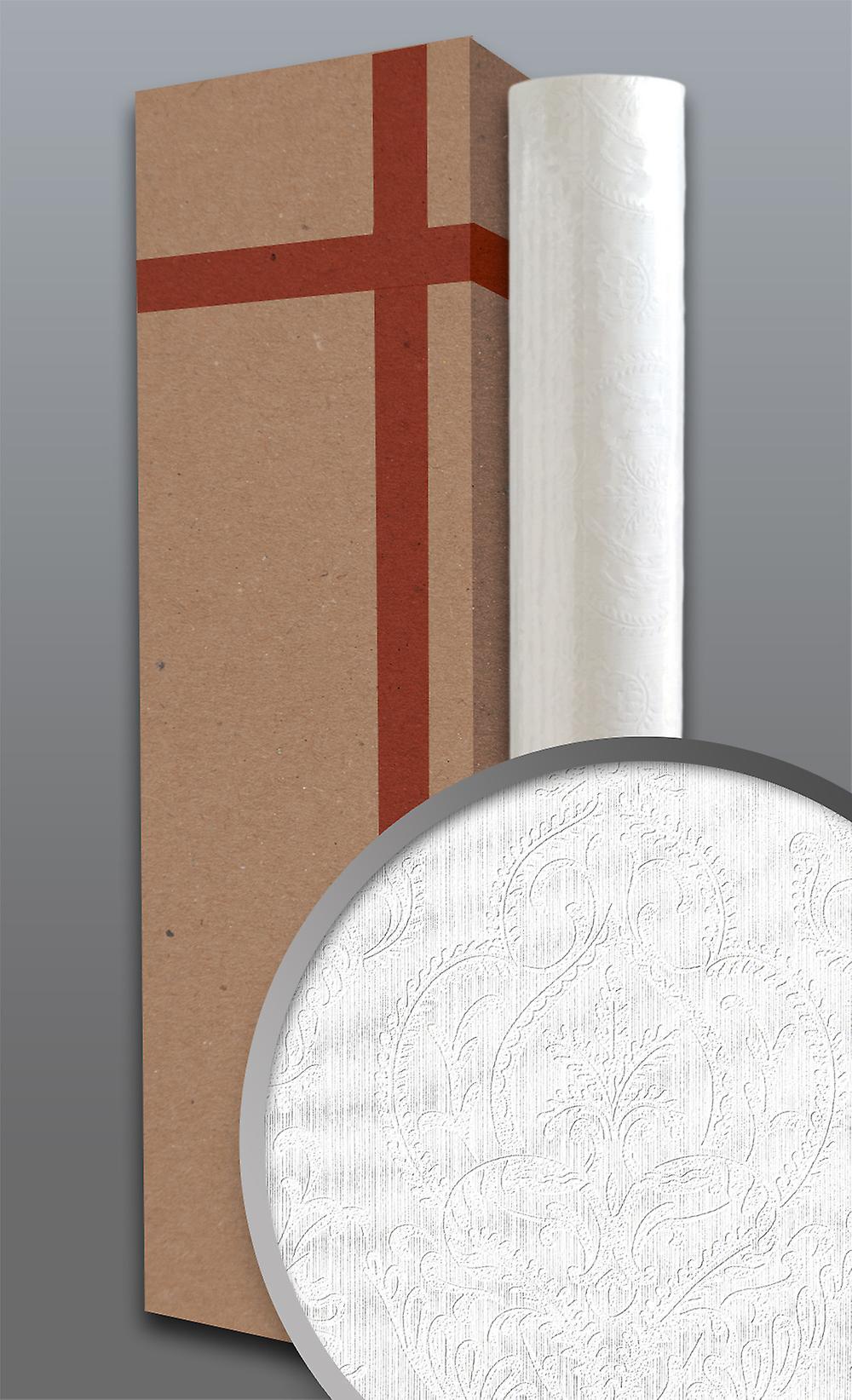 Paintable wallpaper EDEM 83002BR60-4