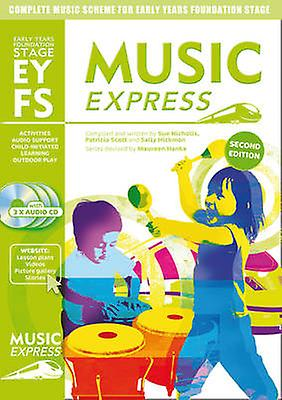 Music Express Early Years Foundation Stage - Complete Music Scheme for