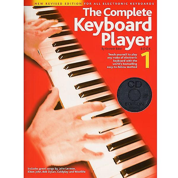 Complete Keyboard Player Book 1 - CD