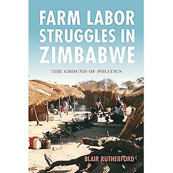 Farm Arbeiderpartiet sliter i Zimbabwe: bakken av politikk