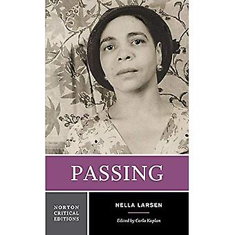 Passing (Nce) (Norton Critical Editions)