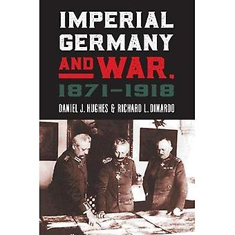 Imperial Germany and War, 1871-1918