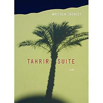 Suite de Tahrir: Poemas (Triquarterly)