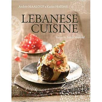 Libanese keuken: Verleden en heden